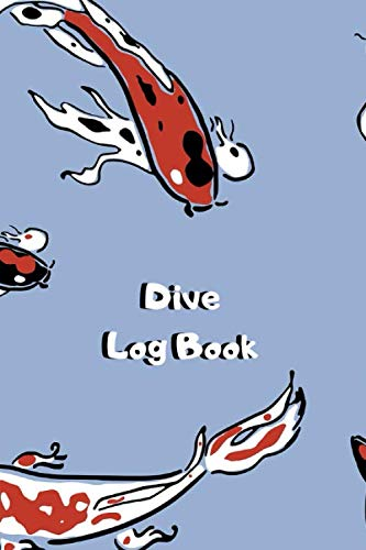 Dive Log Book: Simply Scuba Diving Logbook for 200 Dives Great for Beginners Experienced Divers and Kids (110 Pages, 6