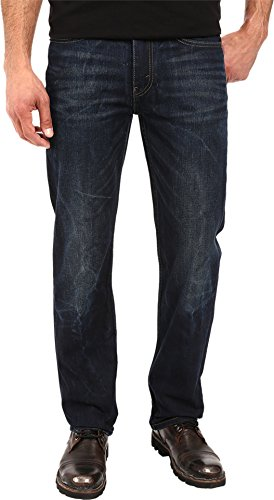 Levi's Men's 514 Straight Fit Stretch Jeans - 29W x 30L - Under the Fence