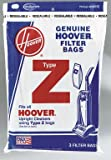 hoover bags z - HOOVER Not Available Vacuum Cleaner Bags