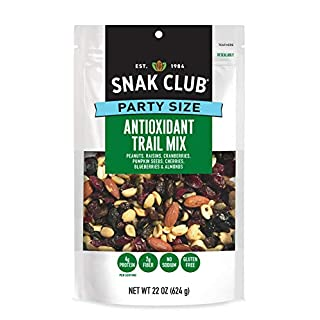 All Natural Antioxidant Trail Mix, Non-GMO, 22 Ounces