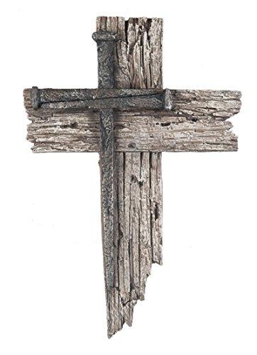 Ganz Nail Cross Plaques