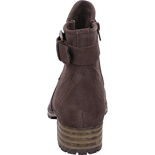 Taupe Suede Clarks Amber 44D Suede Marana Ankle 3723 Boots Taupe Womens wqPXzHFqx