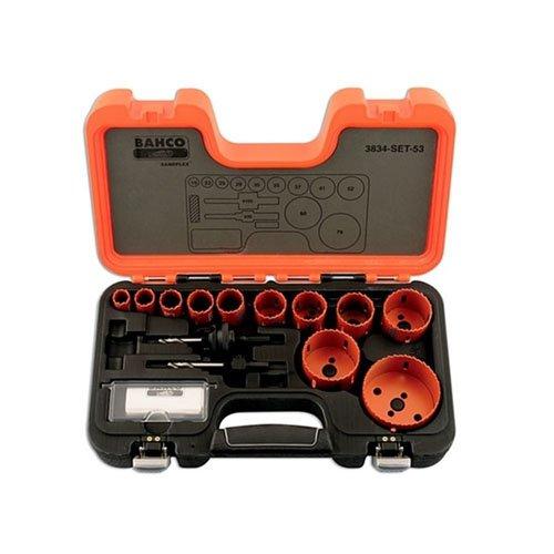 Connect 32432 Bahco Kit per Sega a Tazza, Confezione da 14