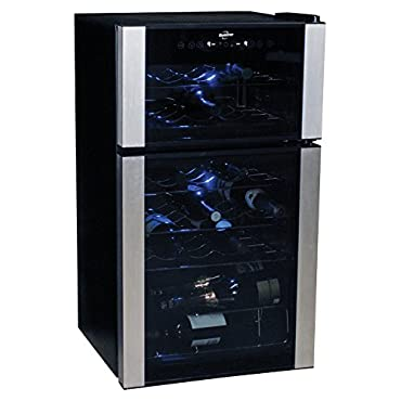 Koolatron WC29 Dual Zone Wine Cellar
