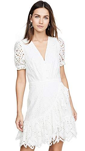 Yumi Kim Women's Be The One Dress, Riviera White, Large