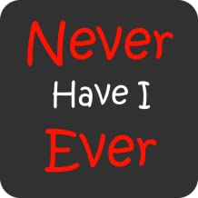 Never Have I Ever (Cards) - Adults