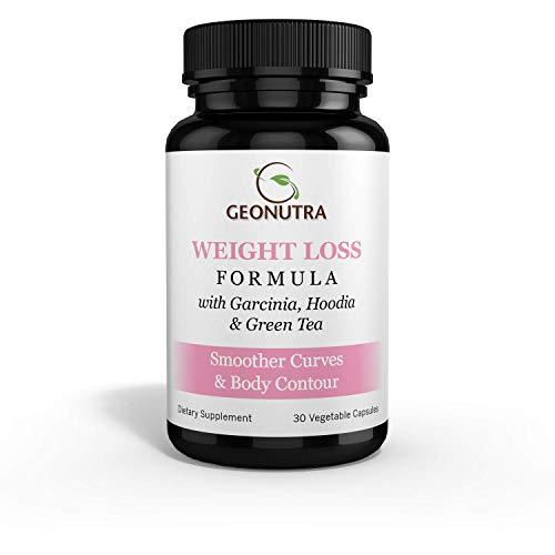 Weight Loss Formula with Garcinia, Chromium, Hoodia & Green Tea. 30 Vegetable Capsules; 30 Servings. ()