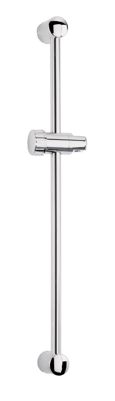 Aquasu Prano 72568 2 Shower Bar Diameter 18 mm Length 60 cm Chrome