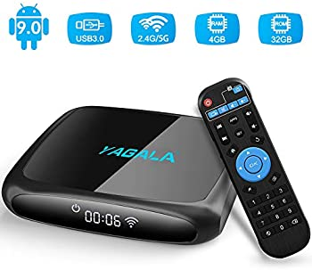 Yagala RK3318 Quad Core Android TV Box (4GB/32GB)