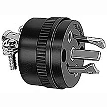 Outstanding Amazon Com Hubbell Wiring Systems Ph6625 Locking Type Plug For Wiring 101 Tzicihahutechinfo
