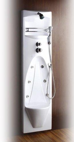 Colonna doccia idromassaggio con seduta: Amazon.it: Casa e cucina