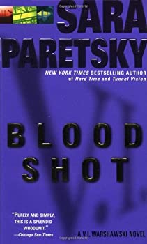Blood Shot 0440204208 Book Cover