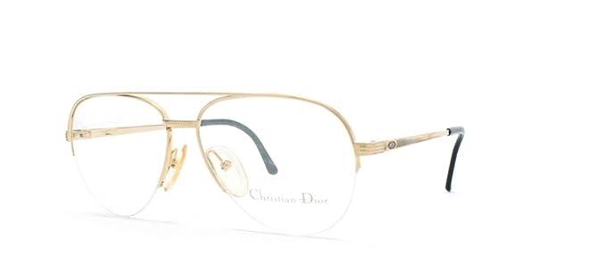 Amazon.com: Christian Dior 2792 40 Oro marco de clásico ...