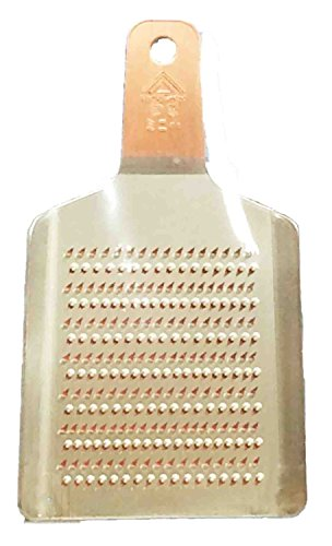 TSUBOE Japanese copper Grater DO-070 mini small kitchen Japan Import (Japan Grater)