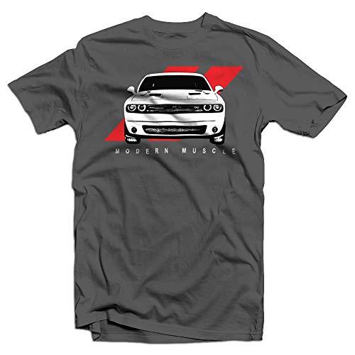 Modern Muscle - Dodge Challenger Mopar Memi Hellcat T-Shirt