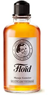 FLOÏD masaje after shave loción vigoroso profesional 400 ml