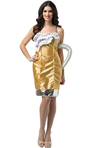 Rasta Imposta Women's Beer Mug Dress, Multi, Size 4-10 -