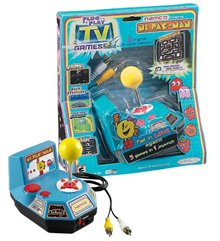 Namco Ms. Pac-Man Plug & Play with 5 TV Games by Jakks Pacific