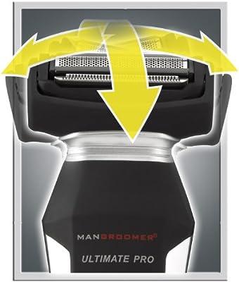 MANGROOMER Ultimate Pro Body Groomer y recortadora con Power Burst ...