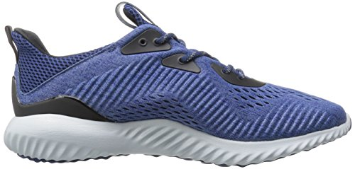 adidas Männer Alphabounce Em M Laufschuh Collegiate Navy / Dienstprogramm Black / Mystery Blue