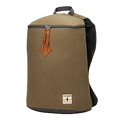 Cotopaxi Boma 13L Minimalist Commuter Backpack - Durable Canvas Daypack for Hiking, Cycling, and Travel