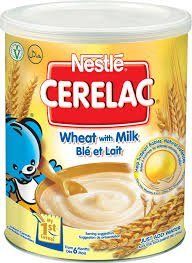 Nestle Cerelac, Mixed Fruits & Wheat with Milk, 14.1 Ounce Cans (Pack of 4)