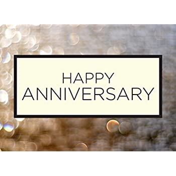 Amazon.com : Anniversary Greeting Cards - A1601. Business