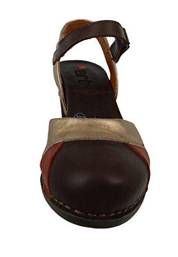ART Chaussures 1122 Profitez en Cuir Memphis Marron kwPHpBS