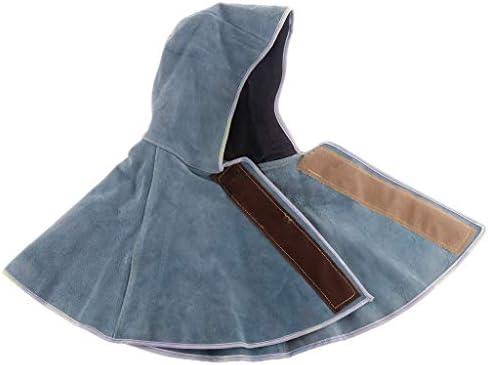 Welding Helmet Protective Hood Torching Welder Hat One Size for All Blue