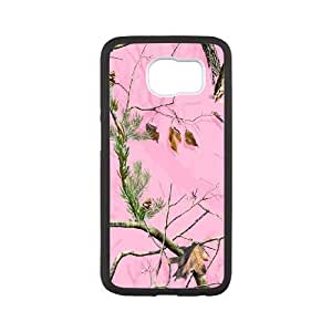 James-Bagg Phone case Camo Tree Pattern Protective Case For Samsung Galaxy S6 Style-15
