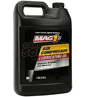 Amazon.com: Sta-Lube SL22133 Compressor Oil - 1 gal: Automotive