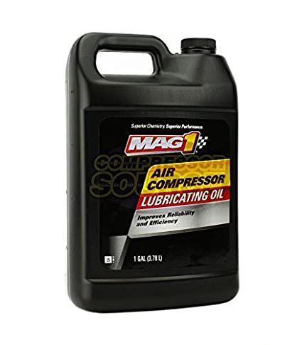 1 gallon Gal ISO-100 Non detergente Compresor De Aire Aceite Lubricante jarra lubricante SAE