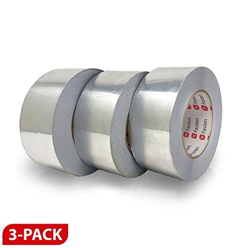 Mil Aluminum Foil - XFasten Professional Aluminum Foil Tape, 3.6 mil (2