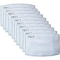Adembeschermingsmasker, adembeschermingsmasker, filter PM2.5 met actieve kool, ademend, wasbaar, herbruikbaar, stofdicht…