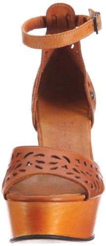 Neosens RUBI S192 - Zapatos de vestir de cuero para mujer Naranja