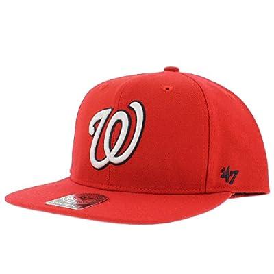 Washington Nationals Sure Shot Snapback