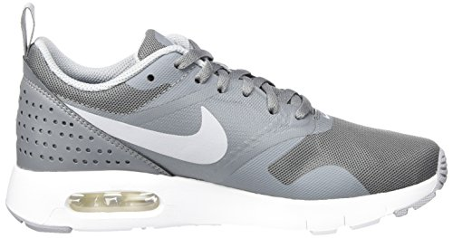 Nike Kids Air Max Tavas (GS) Cool Grey/Wolf Grey/White Running Shoe 4.5 Kids US
