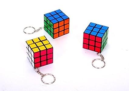 Lote de 6 - Llavero Rubi Cube 8 cm - Calidad coolminiprix ...