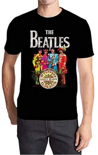 The Beatles SGT Pepper's Lonely Hearts Club Band Men's T-Shirt ()