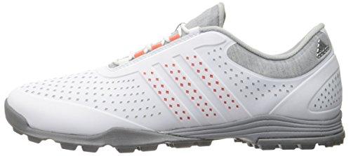 adidas Women's Adipure Sport Golf Shoe, Grey, 6 M US by adidas (Image #5)