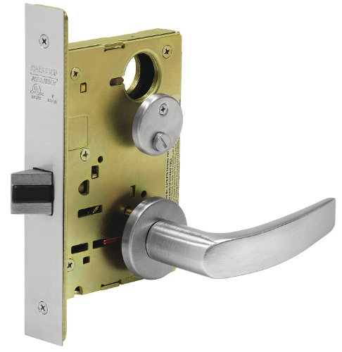 Lever Lockset, Mortise, Privacy - Sargent Mortise Locks