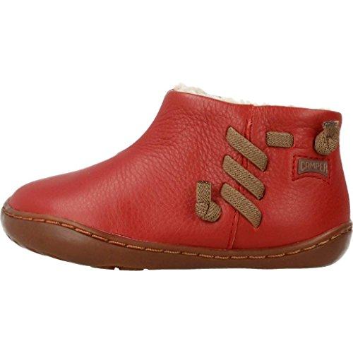 Stiefel M�dchen, farbe Rot , marke CAMPER, modell Stiefel M�dchen CAMPER JACKIE 7 Rot Rot