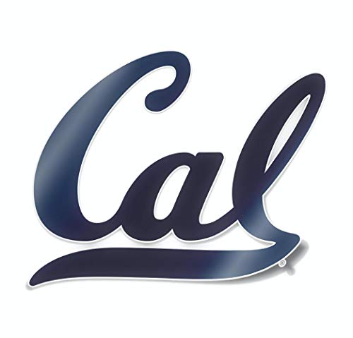 Nudge Printing Collegiate Car Decal Sticker (University of California, Berkeley Golden Bears)]()