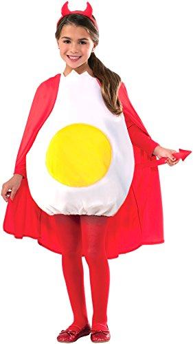 Forum Novelties Deviled Eggs Costume, One (Deviled Egg Halloween)
