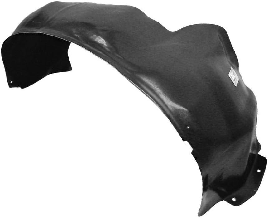 Inner Fender Splash Shield Front RH Side Fits GMC Sierra 1500 GM1249189