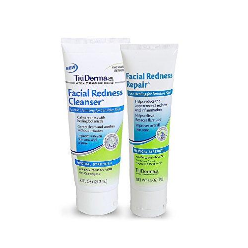 TriDerma Facial Redness Cleanse & Repair (Triderma Facial Redness Repair)