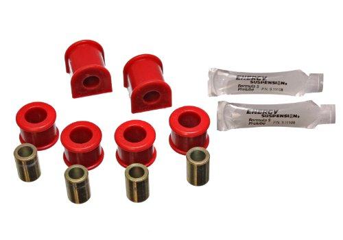 Bars Miata Sway (Energy Suspension 11.5103R Rear Stabilizer Bar Bushing for Miata)