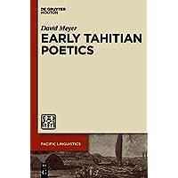 Early Tahitian Poetics
