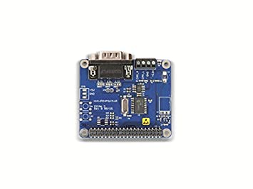 CAN-Bus tarjeta para Raspberry Pi 2/3: Amazon.es: Electrónica