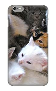 High Quality Resignmjwj Animal Cat Skin Case Cover Specially Designed For Iphone - 6 Plus